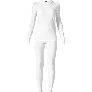 Maier Sports Lena Baselayer Set Damen white white