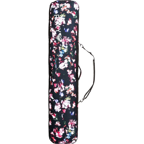 Roxy Snowboard Tasche Damen true black blooming party