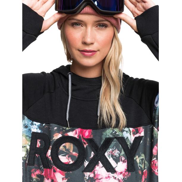 Roxy Liberty Hoodie Damen schwarz