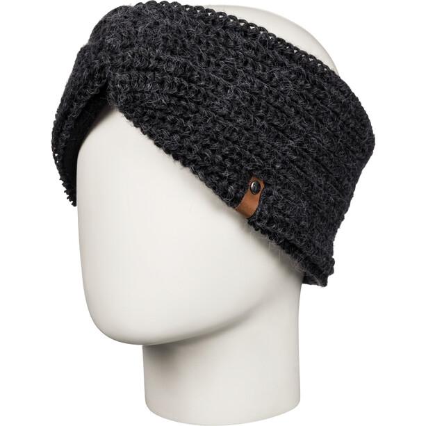 Roxy Mila Headband Women, musta