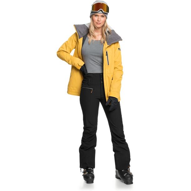 Roxy Rising High Schneehose Damen true black