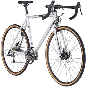 FIXIE Inc. Floater Race Street 8S Disc 2. Wahl silver silver