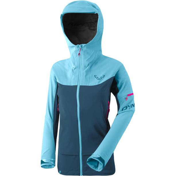 Dynafit Beast Hybrid Jacket Women blå