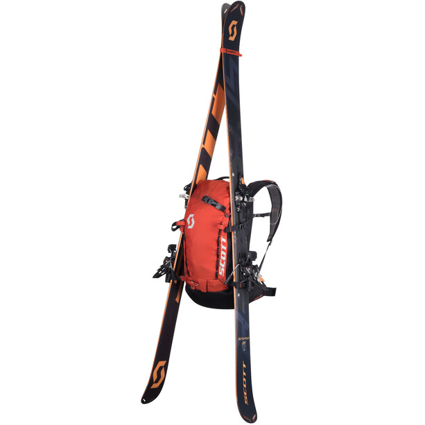 SCOTT Patrol E1 22 Backpack Kit SL burnt orange/black