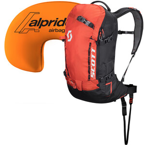 SCOTT Patrol E1 22 Backpack Kit SL burnt orange/black burnt orange/black