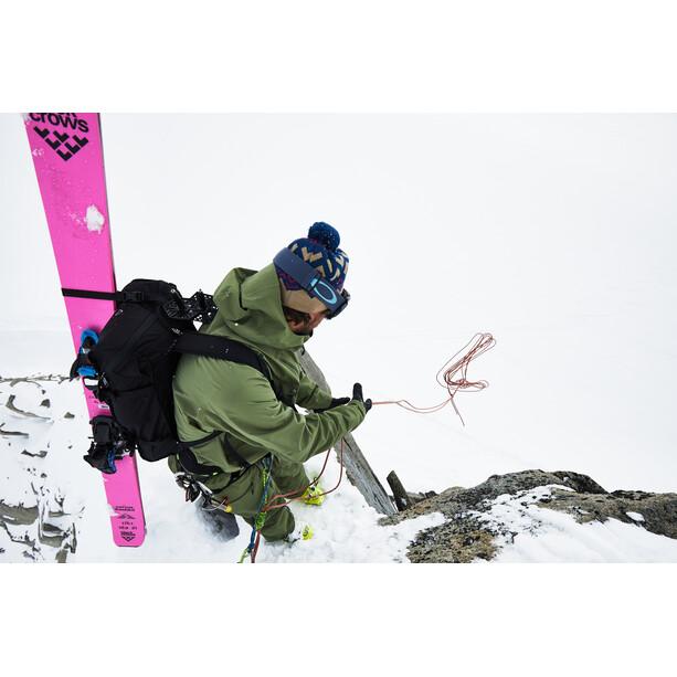 black crows Corvus Freebird Touring Skis pink