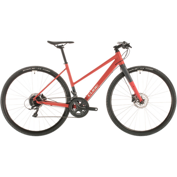 Cube SL Road Trapeze 2. Wahl red'n'grey