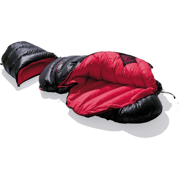 Y by Nordisk VIB Junior 300 Schlafsack Special Edition black/red