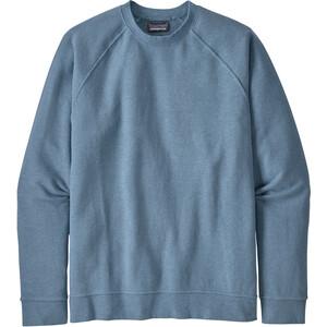 Patagonia Trail Harbor Crewneck Sweatshirt Men blue blue