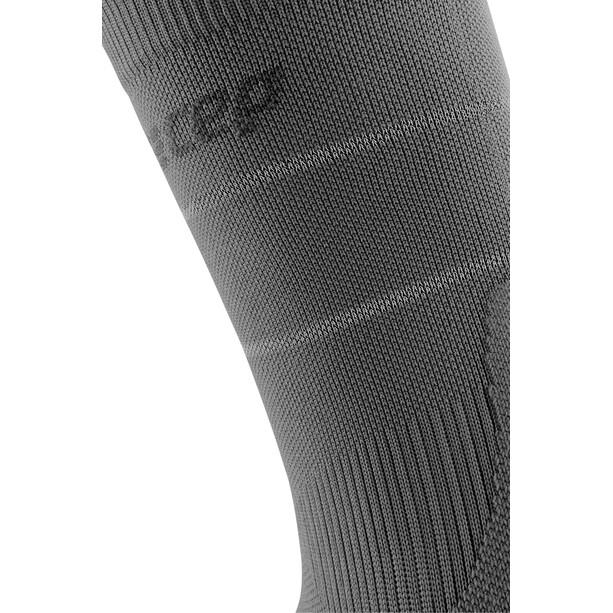 cep Reflective Mid-Cut Socken Herren grey