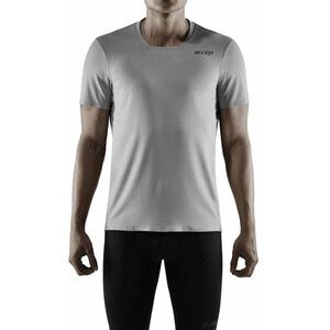 cep SS Run Shirt Men, grey grey