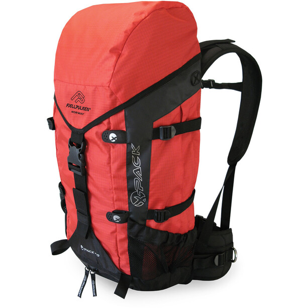 Fjellpulken Xpack Backpack 25l red