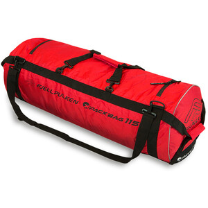 Fjellpulken Packbag 115l red red