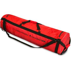 Fjellpulken Packbag 155l red red