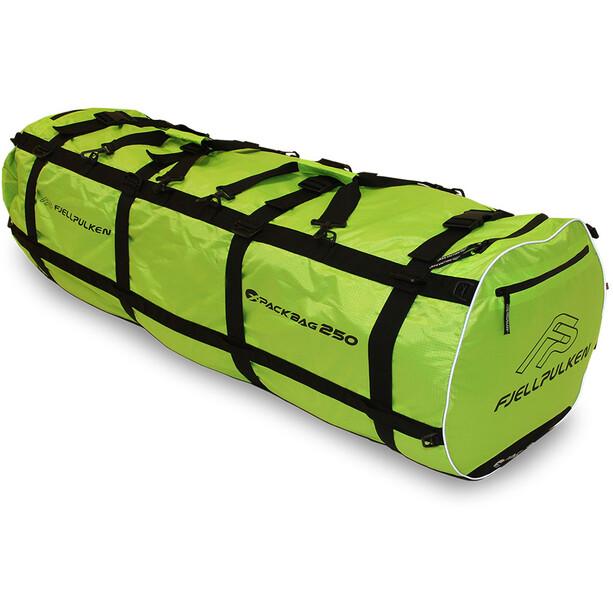 Fjellpulken Packbag 250l green