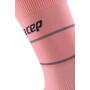 cep Reflective Mid Cut Socks Women, light rose