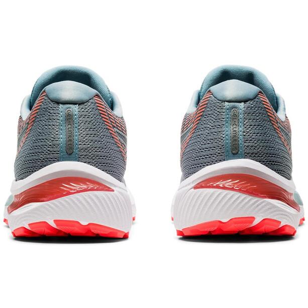 asics Gel-Cumulus 22 Schuhe Damen piedmont grey/light steel