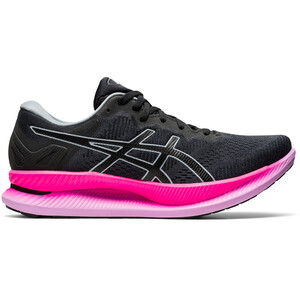 asics GlideRide Schuhe Damen graphite grey/black graphite grey/black