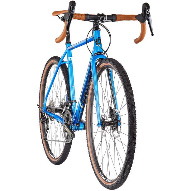 Bombtrack Hook glossy metallic blue