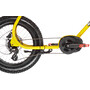 """Ruff Cycles Lil'Buddy 20"""" Bosch Active Line 500Wh Gul"""