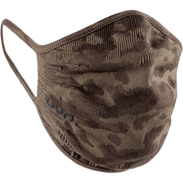 UYN Community Mask camouflage brown