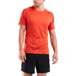 2XU GHST Kurzarm T-Shirt Herren terra/black reflective terra/black reflective