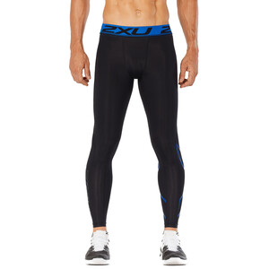 2XU Accelerate Compression Tights Men, blue/black blue/black