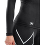 2XU Compression Langarm Oberteil Damen black