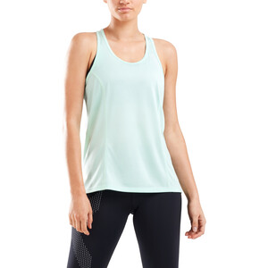 2XU GHST Singlet Shirt Women, mint/white reflective mint/white reflective