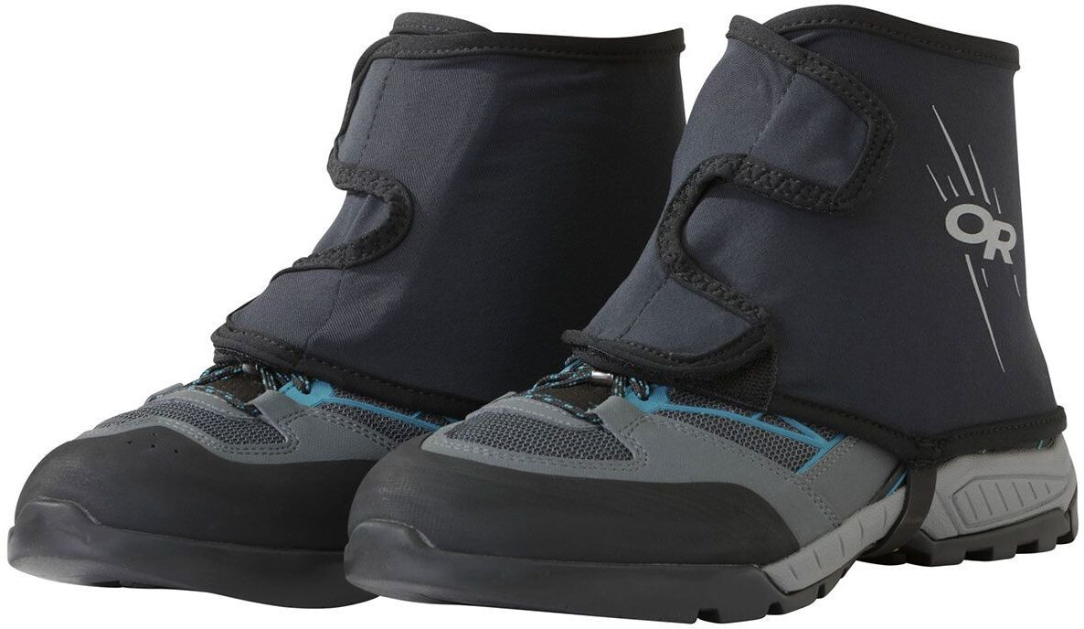 Outdoor Research Overdrive Wrap Gaiters black