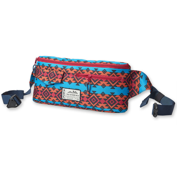 KAVU Kiyo Carryall Waist Pack horizon blanket