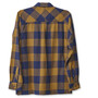 KAVU Northlake Shirt Men bro bronze