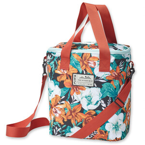 KAVU Takeout Tote Insulated Bag fall bouquet fall bouquet