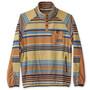 KAVU Teannaway Sweatshirt Men teakwood stripe