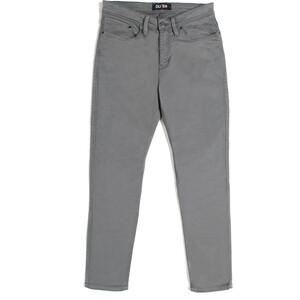 DUER No Sweat Pants Slim Men, grijs grijs