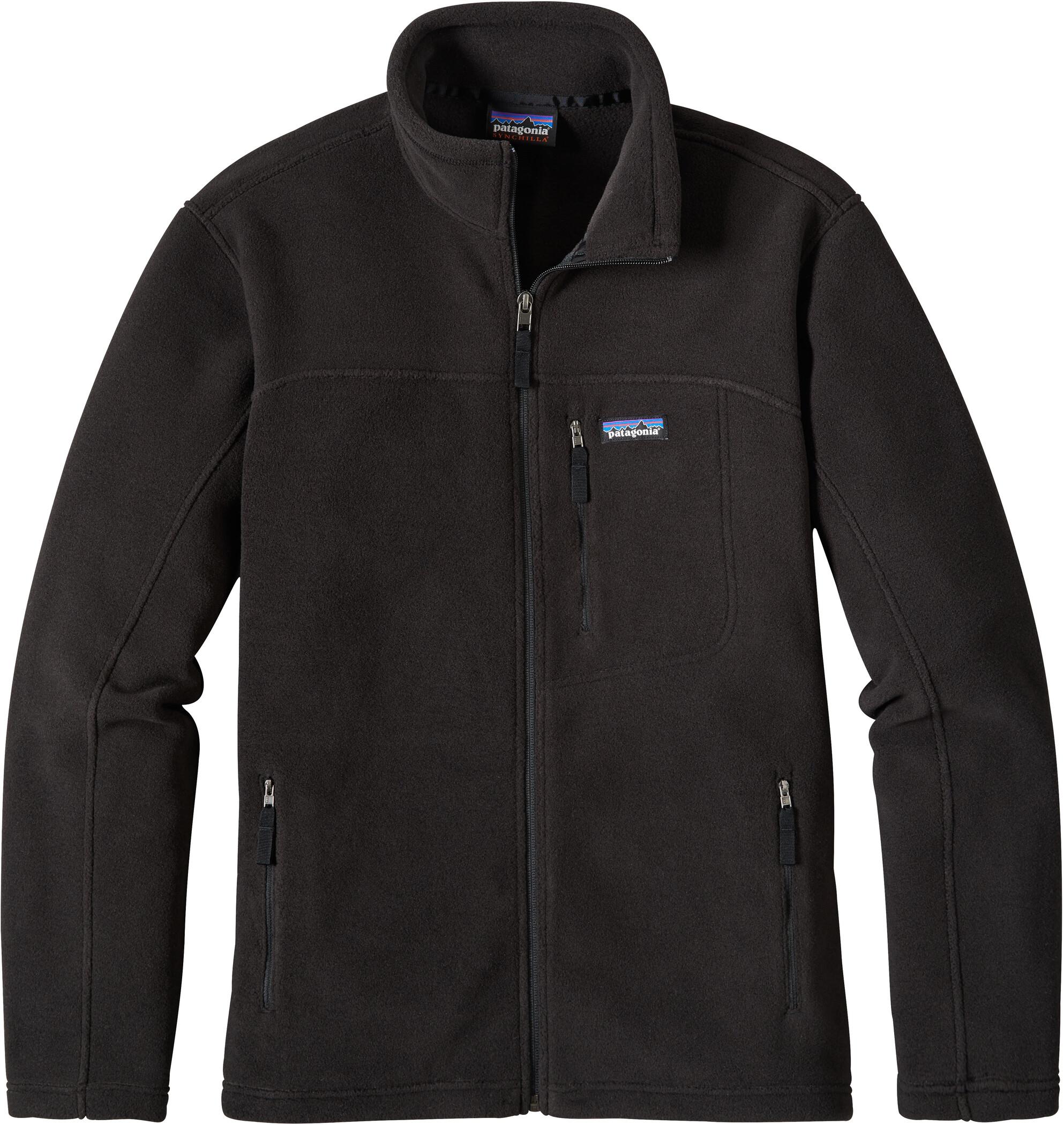 Patagonia Classic Synchilla Jacket Men black