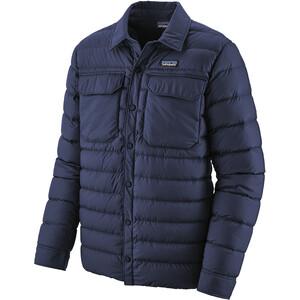 Patagonia Silent Down Shirt Jacket Men classic navy classic navy