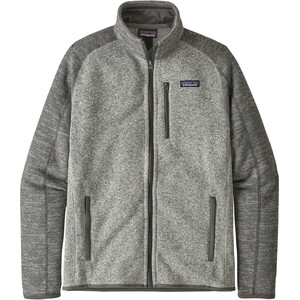Patagonia Better Sweater Jacket Men nickel w/forge grey nickel w/forge grey