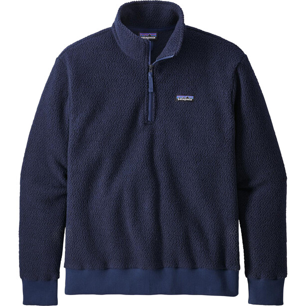 Patagonia Woolyester Fleece Pullover Men classic navy