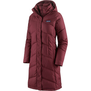 Patagonia Down With It Parka Dam chicory red chicory red