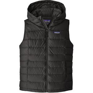 Patagonia Hi-Loft Down Hooded Vest Women black black