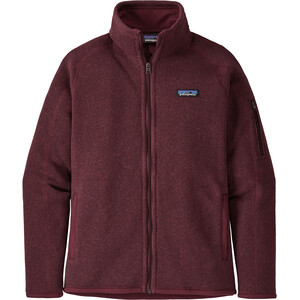Patagonia Better Sweater Jacket Dam chicory red chicory red