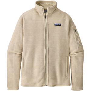 Patagonia Better Sweater Jacket Dam vit vit