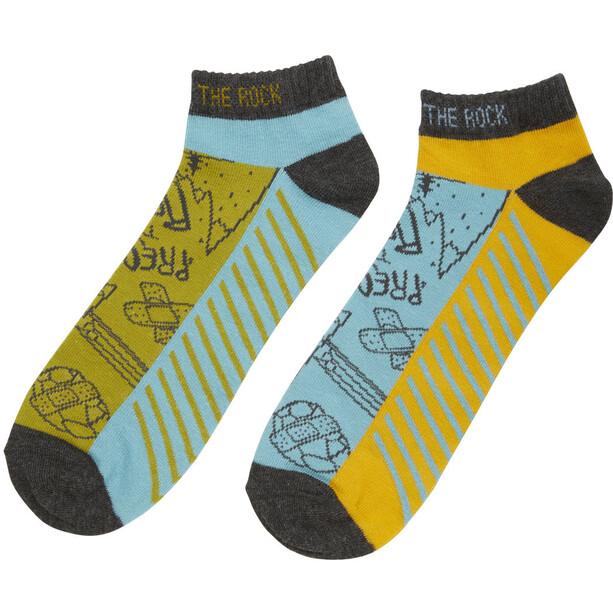 E9 Odd Rocks Low Socken assorted