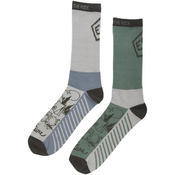 E9 Odd Rocks Socken assorted