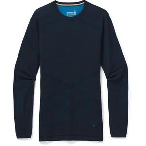 Smartwool Intraknit Merino 200 Crew LS Shirt Women blå blå