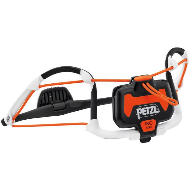 Petzl Performance IKO Core Headlight svart/vit