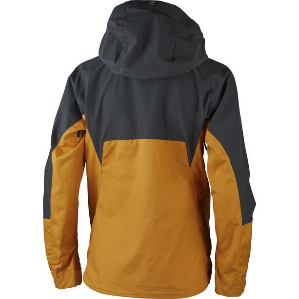 Lundhags Makke Pro Jacket Women gul/grå