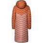 Varg Sarek Long Downhood retro orange/pawn pink
