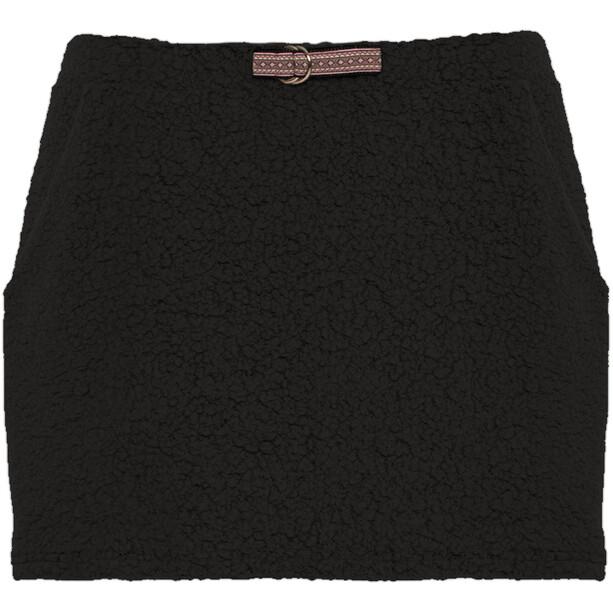 Varg Fårö Wool Skirt Women dark anthracite